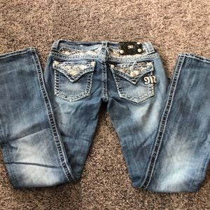 Miss Me Boot Cut Size 27